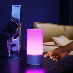 Aukey-LED-Farbwechsel-Lampe-Bild